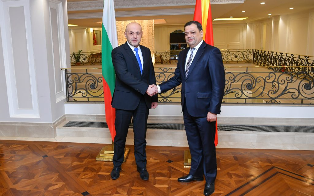 Angjusev: Political issues with Bulgaria put behind, it's time to make economy move