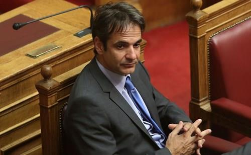 Greek opposition leader slams government as worst since fall of 1974 dictatorship