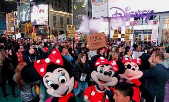 Властите очекуваат 350.000 демонстранти на инаугурацијата на Трамп