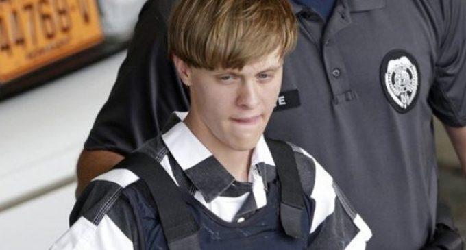 Смртна казна за масакрот во црква во Јужна Каролина