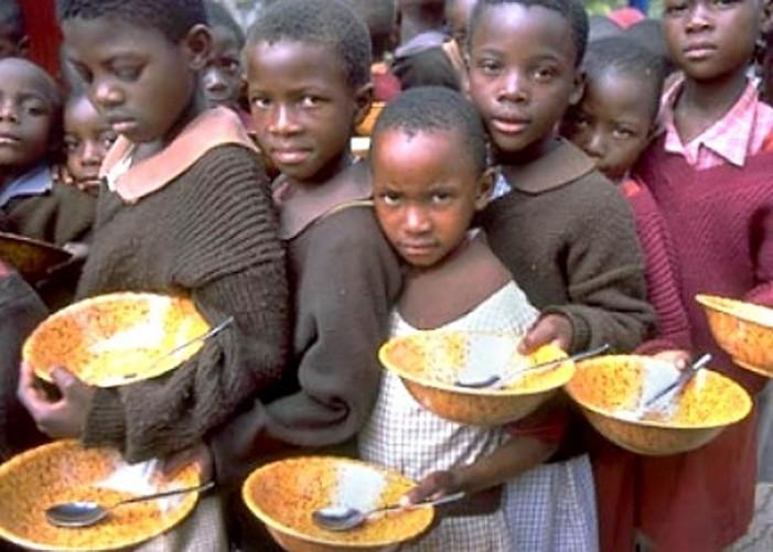 Светот се соочува со невидена глад