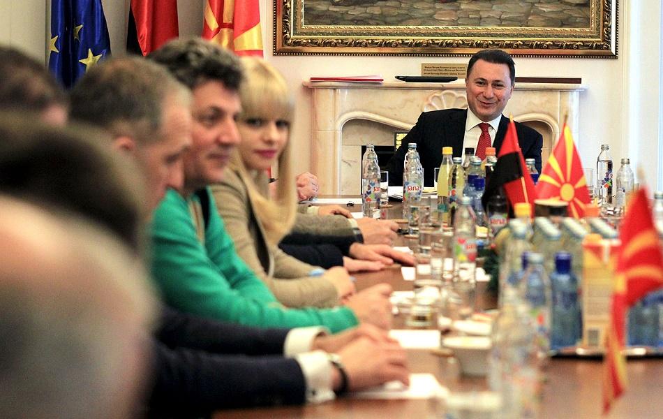 ИК на ВМРО ДПМНЕ му даде легитимитет на Груевски да формира Влада