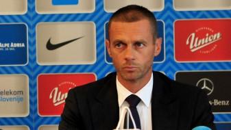Претседателот на УЕФА: Се надевам дека ФИФА ќе остави топката да биде округла