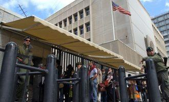 """САД се """"во рана фаза"""" од преговорите за селење на амбасадата во Ерусалим"""