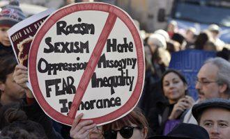 Женски марш против Трамп во европски градови