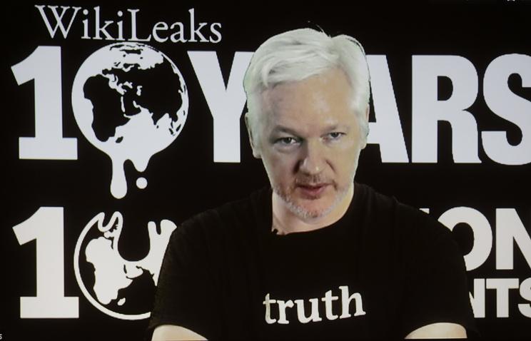 Асанж вели дека извештајот на CIA е политизиран и без докази