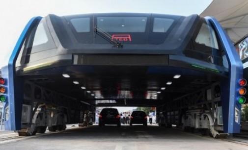 Пропадна кинескиот проект за автобусот на иднината