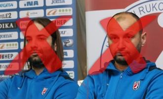 Хрватите ги сменија Бабиќ, Балиќ и Метличиќ