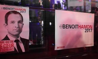 Француските социјалисти го избраа Амон за претседателски кандидат