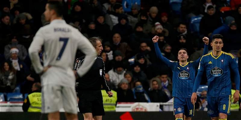 Нов пораз на Реал  Селта победи во Мадрид