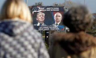 Трамп во сабота ќе разговара со Путин, но и со Оланд и со Меркел