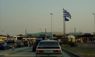 Поради штрајк нема сообраќај на граничниот премин Богородица