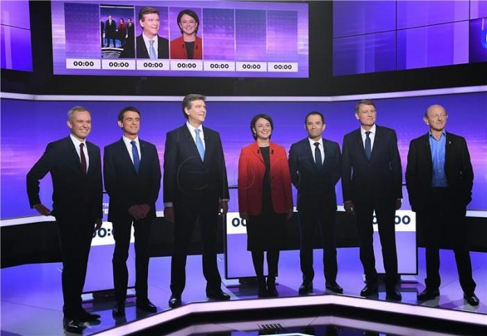 Француската левица го избира својот претседателски кандидат