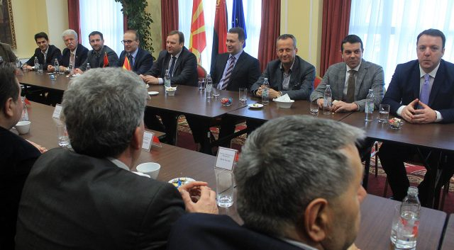 Димовски  Помалите коалициски партнери негодуваат за абанската платформа