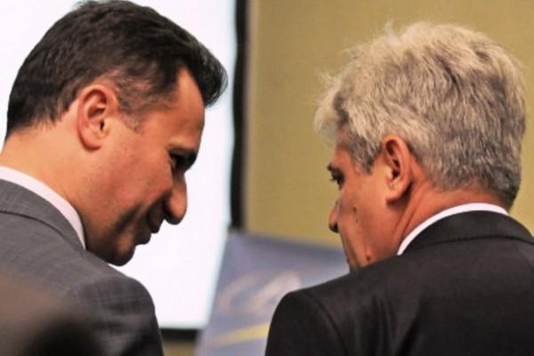 Ахмети и Груевски се сретнаа   ги анализирале резултатите од изборите и политичката состојба
