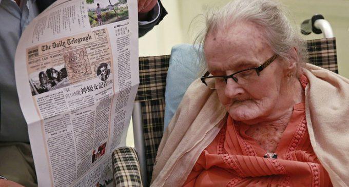 Почина Клер Холингворт, новинарката што објави дека започнала  Втората светска војна