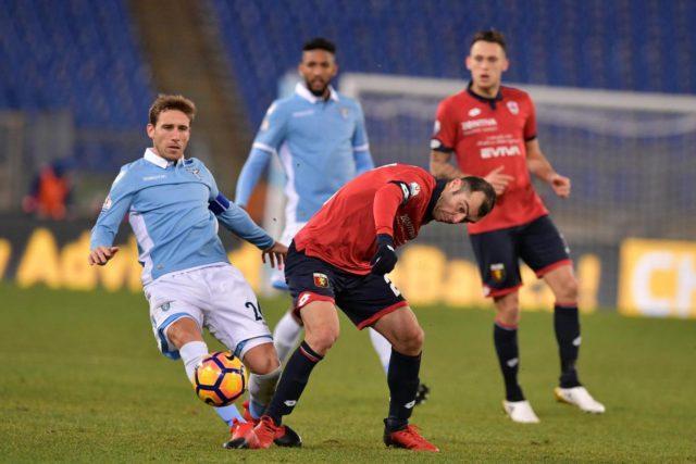 Пандев постигна гол  Џенова елиминирана од Купот на Италија