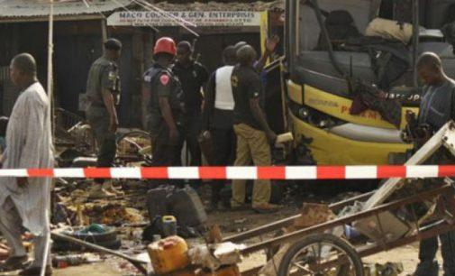 Со бебе на грбот жена бомбаш самоубиец се разнесе на пазар во Нигерија