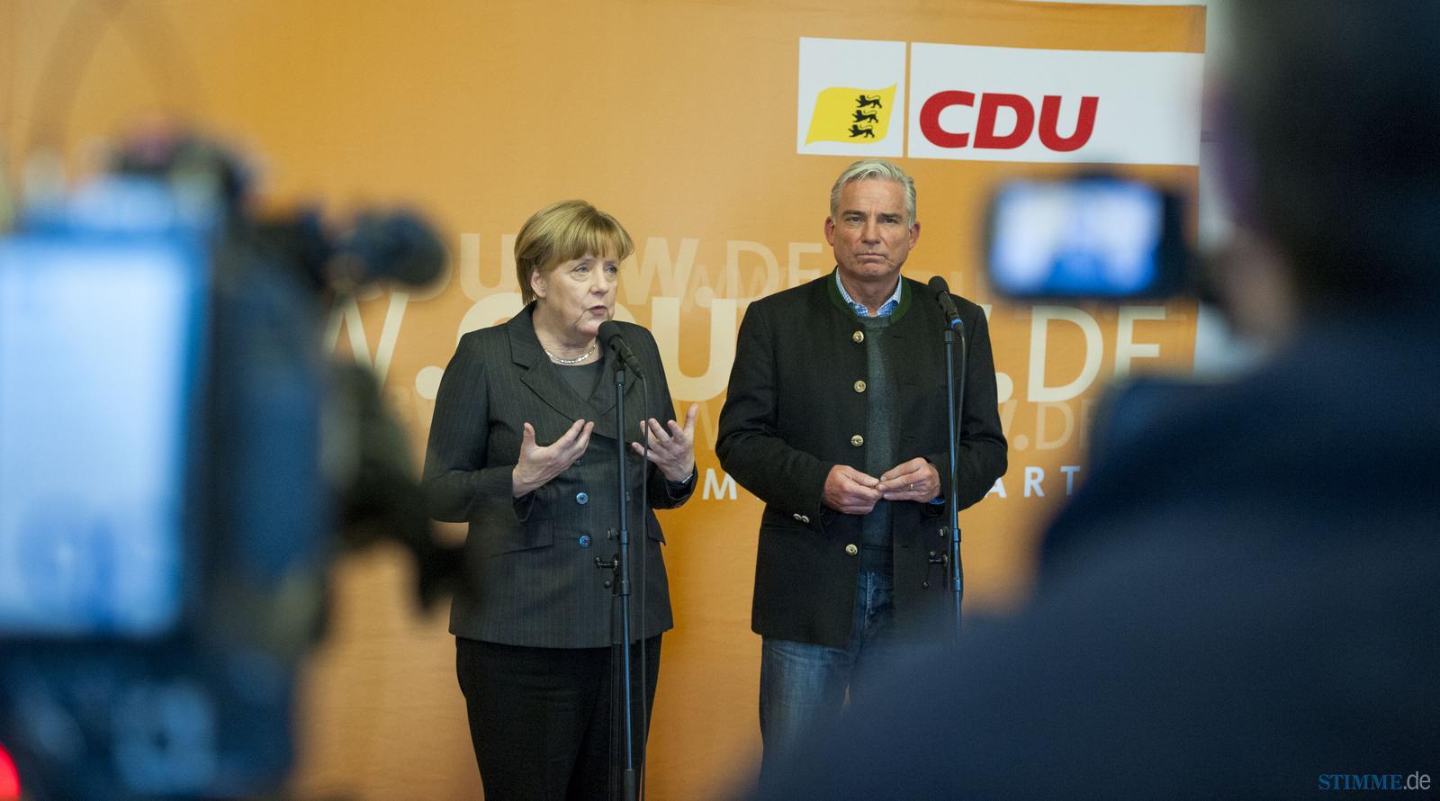 Меркел испраќа помирливи сигнали кон Вашингтон