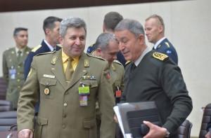 Началникот на ГШ на АРМ на заседание на Воениот комитет на НАТО