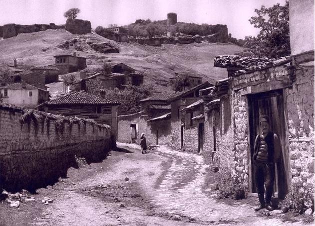 Охрид, Бардовци и Ново Село на фотографии од 1920 година