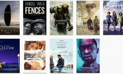 """""""La La Land"""" со 14 номинации за Оскар"""