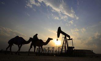 Стравот од зголеменото производство во САД ја спушти нафтата кон 56 долари