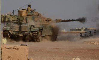 Сириската војска го обезбеди снабдувањето со вода на Дамаск, IS се подготвува за повлекување од Ал-Баб