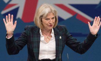 Меј: Британија мора да го напушти единствениот пазар на ЕУ