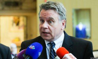 Конгресменот Смит за РСЕ потврдува дека се вознемирени од доставените информации за наводни активности на амбасадата на САД во Скопје