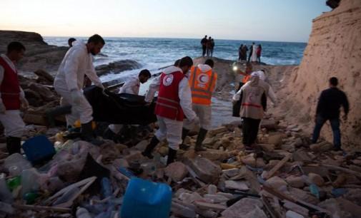 Најдени тела на 27 мигранти во западна Либија, 13 во контејнер за транспорт