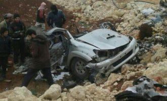 САД во Сирија убиле ветеран на Ал Каеда