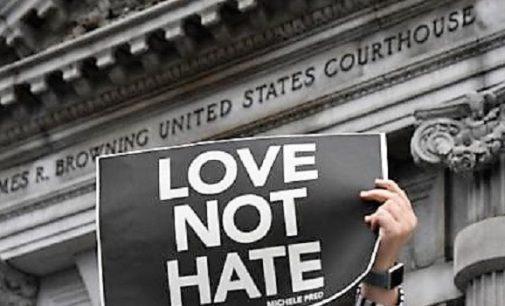 Апелациониот суд го поддржа суспендирањето на указот на Трамп за забрана за влез во САД, за него тоа е политичка одлука