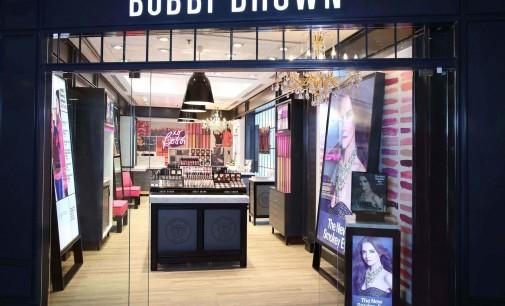 """Новиот козметички бренд """"Bobbi Brown"""" ексклузивно во парфимериите на Anabella во Скопје Сити Мол"""