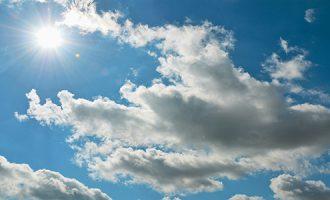 Претпладне облачно, попладне разведрување
