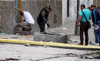 Силна експлозија во колумбиската престолнина, десетици ранети