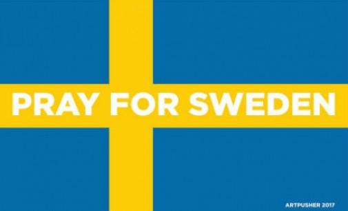 """Во Копенхаген се организира """"Молитва за Шведска"""""""