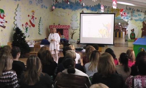 """Воспитувачите од """"Срничка"""" учеа како да се справуваат со стресот"""