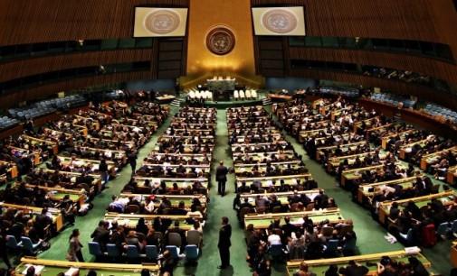 Шест држави го загубија правото на глас во Генералното собрание на ОН