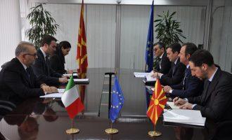 Адеми-Амендола: Земјите од Западен Балкан што поскоро да станат дел од ЕУ