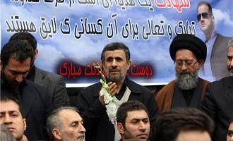 Екс иранскиот претседател Ахмадинеџад во писмо до Трамп ги препознава неговите доблести