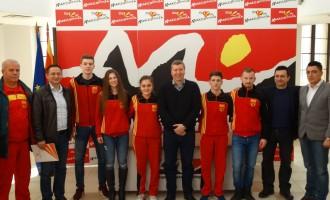 Карате репрезентацијата на ЕП за кадети и јуниори во Софија