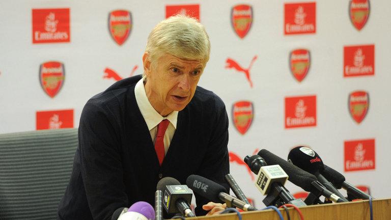 Венгер  И да заминам Арсенал нема да победува на секој меч