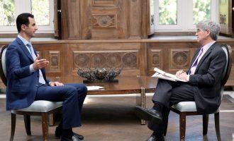 Асад би соработувал со САД против Исламската држава