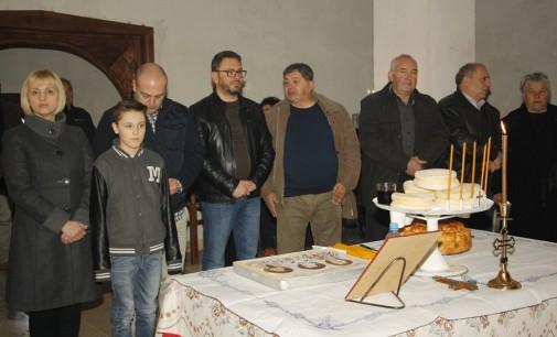 Одбележан патронот на бакалите во манастирот Св. Петка во Лениште