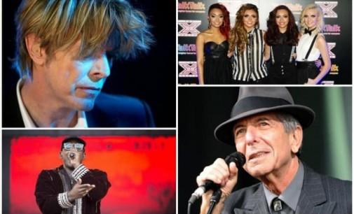 Дејвид Боуви ги одбележа годинашните Британските музички награди