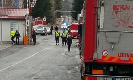Серија експлозии во фабрика во Чешка