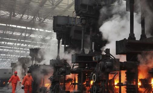 Кина ги зголемила капацитетите за производство на челик и покрај ветувањата
