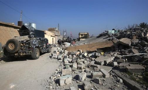 Ирачките сили напредуваат во западен Мосул