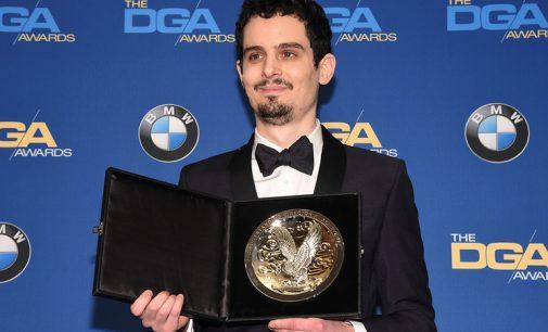 """Шазел за """"Ла Ла Ленд"""" ја освои наградата на американското Здружение на режисерите"""